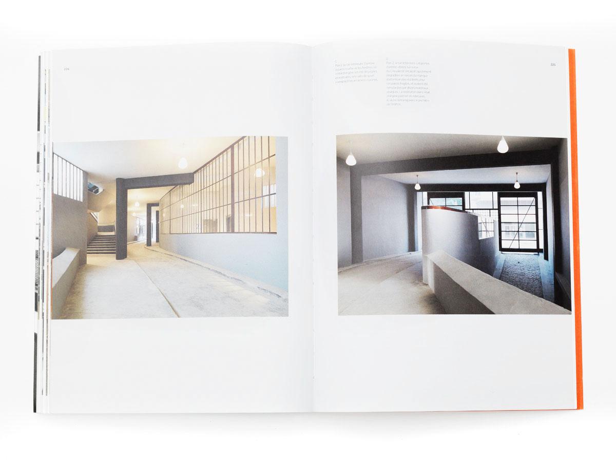La Cité de refuge, L'usine à guérir, Le Corbusier et Pierre Janneret  Text Gilles Ragot et Olivier Chadouin | photography Cyrille Weiner | Editions du Patrimoine CMN