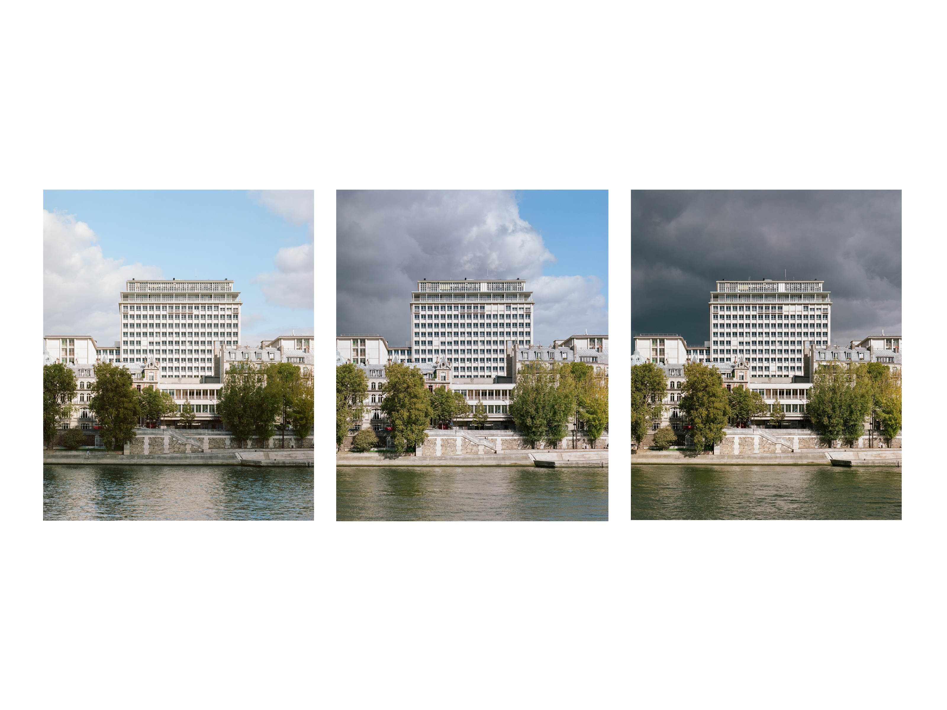 Morland, l'île, field study in the framework of Reinventer Paris competition    Atmosphérique narratives | Production Insurrection for David Chipperfield Architects