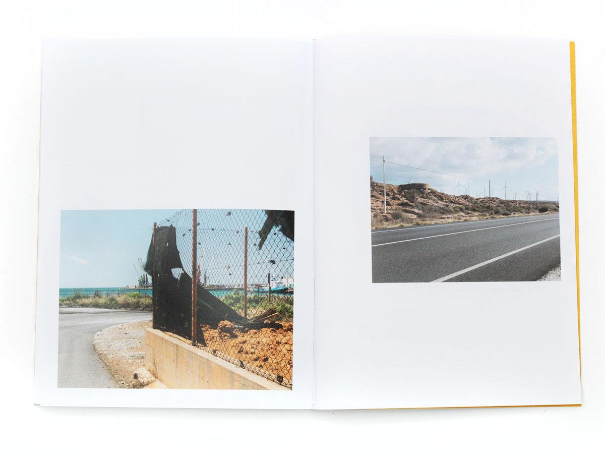 Paesaggi Minerari  Field study on mining landscapes | Photography Giaime Meloni | LetteraVentidue Edizioni