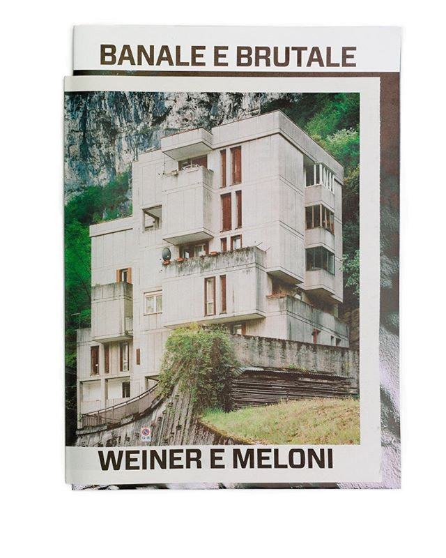 Banale e Brutale, 16 pages #journal designed by @jadoooh and published  by @atmospheriquesnarratives An investigation on the #vajont territory #dolomiti and the #dam #catastrophy #eventAn invitation of @calamitaproject #creativedirection #photos and texts by @atmospheriquesnarratives founders @cyrilleweiner and @giaimemeloni Printed by @newspaperclub #brutalism #architecture #landscape #concrete #brut #brtutalist #brutgroup #photography #publishing#newspaperLimited edition. Almost sold out. Last copies available @librairie_volume